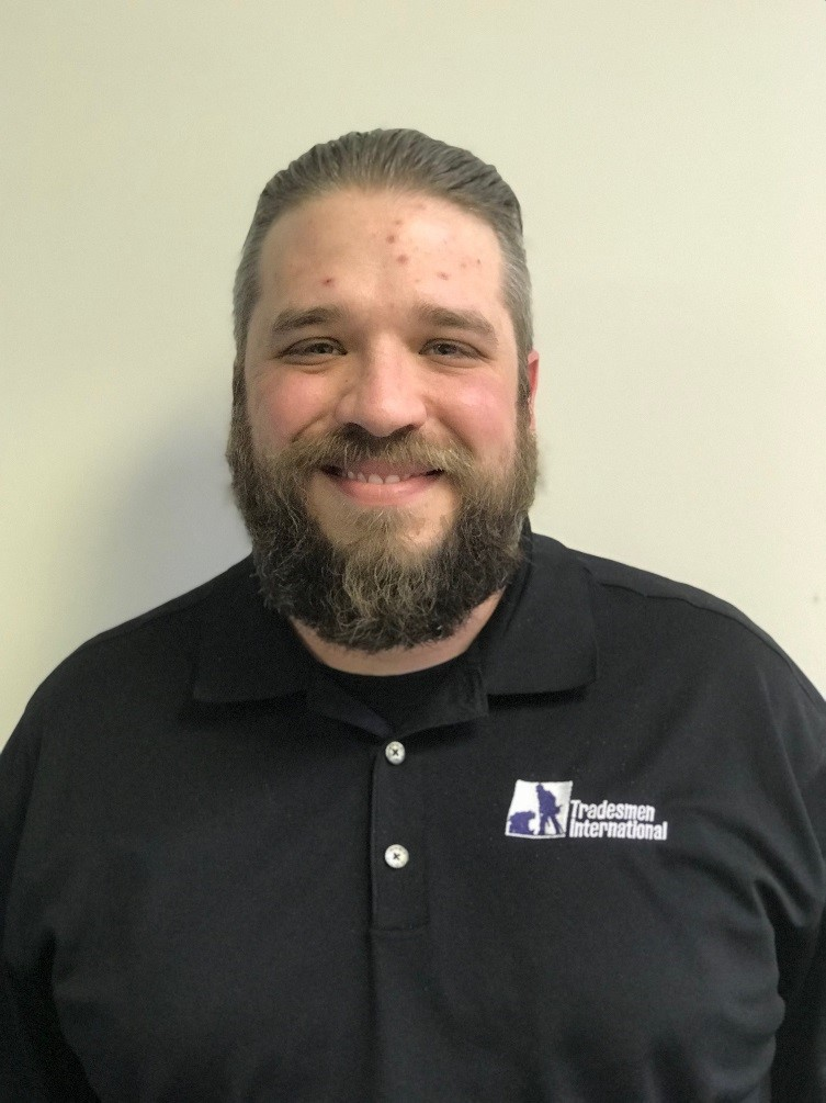 Shaun Cohen, Tradesmen International Employee Spotlight Nominee