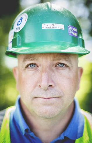 Joel Newton – Journeyman Electrician, Foreman and Detail Manager, Windemuller, Michigan
