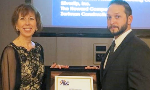 State College Staffing Office Receives STEP safety Award